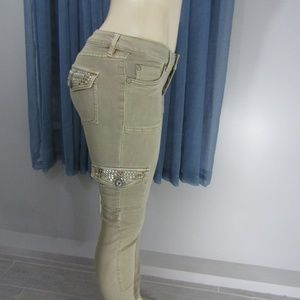 CACHE TAN JEANS (JEGGINGS)!